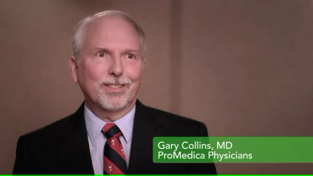 Dr. Collins talks about his practice