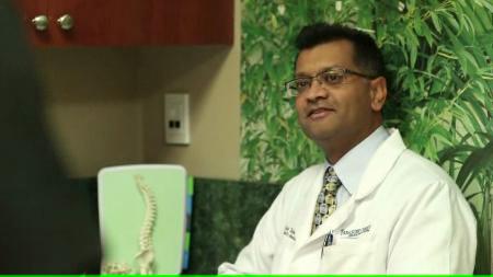 Dr. Talati talks about his practice