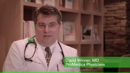 Dr. Winner talks about his practice