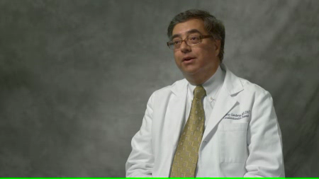 Dr. Ginsberg talks about his practice