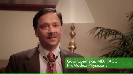 Dr. Upamaka talks about his practice
