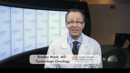 Dr. Monk talks about his practice
