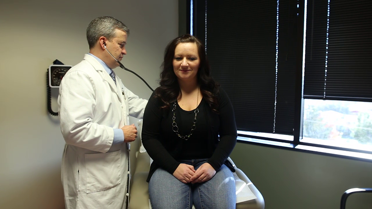 Dr. Preciado talks about his practice