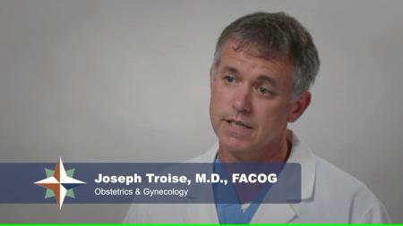 Dr. Troise talks about his practice