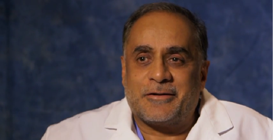 Dr. Nawaz talks about his practice