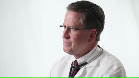 Dr. Klein talks about his practice