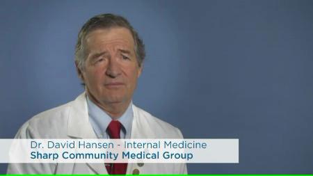 Dr. Hanson talks about his practice