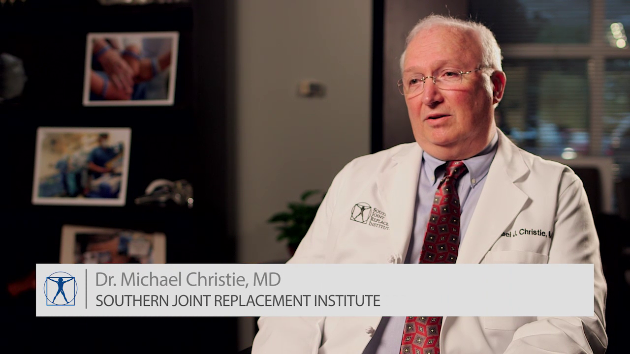 Dr. Christie talks about his practice