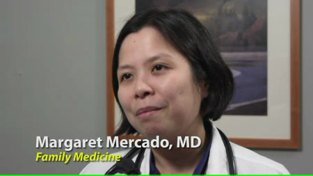 Dr. Mercado talks about her practice
