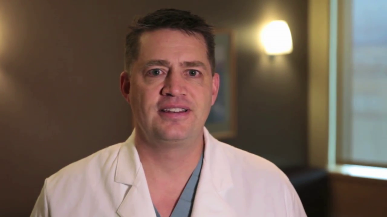 Dr. Howlett talks about his practice