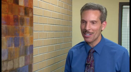 Dr. Moss talks about his practice
