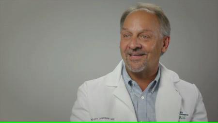Dr. Jamison talks about his practice