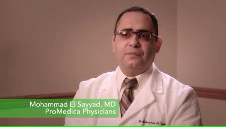 Dr. El Sayyad talks about his practice