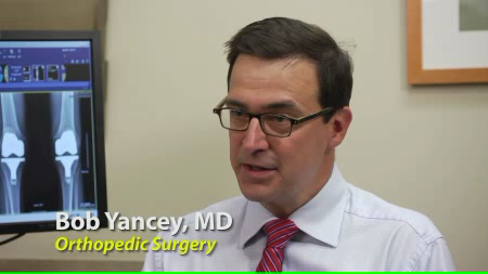 Dr. Yancey talks about his practice