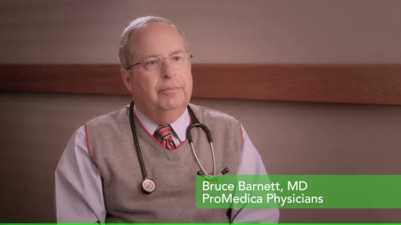 Dr. Barnett talks about his practice
