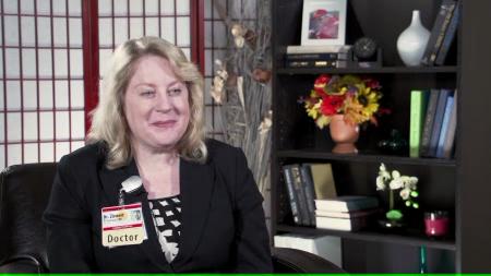 Dr. Zienert talks about her practice