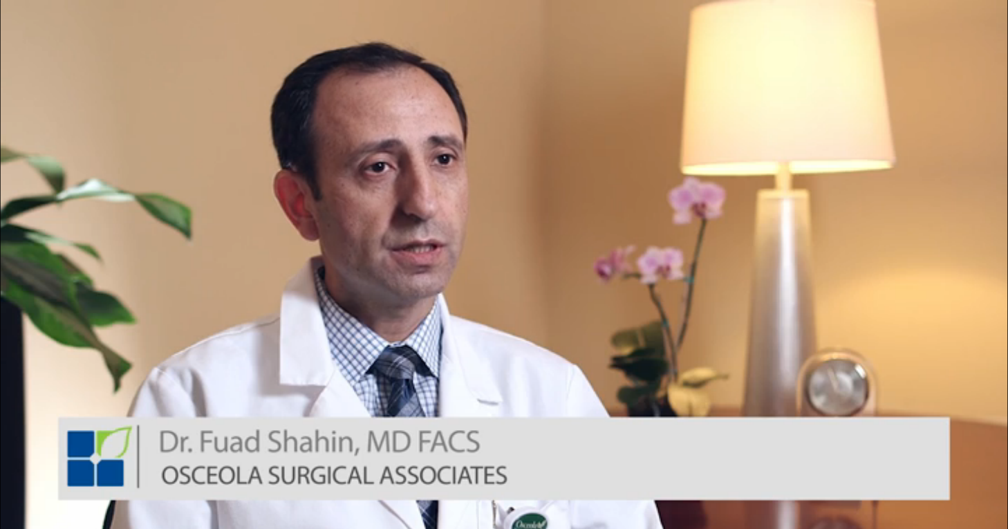 Dr. Shahin talks about his practice
