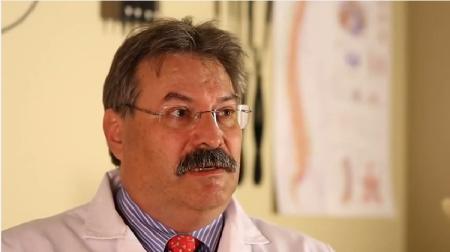 Dr. Munz talks about his practice