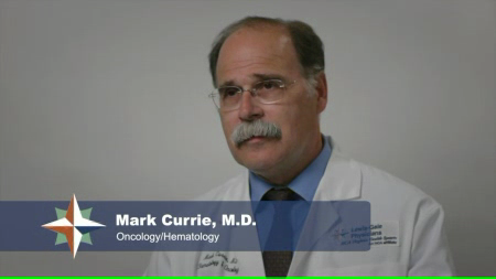 Dr. Currie talks about his practice