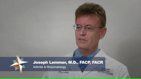 Dr. Lemmer talks about his practice