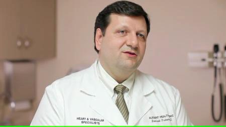 Dr. Pritza talks about his practice