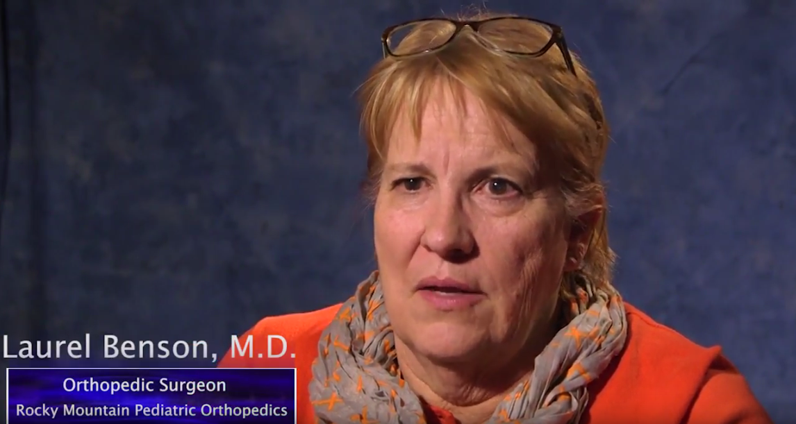 Dr. Benson talks about her practice