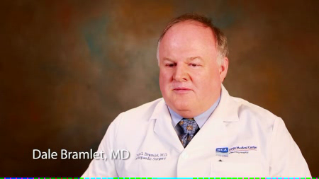 Dr. Bramlet talks about his practice