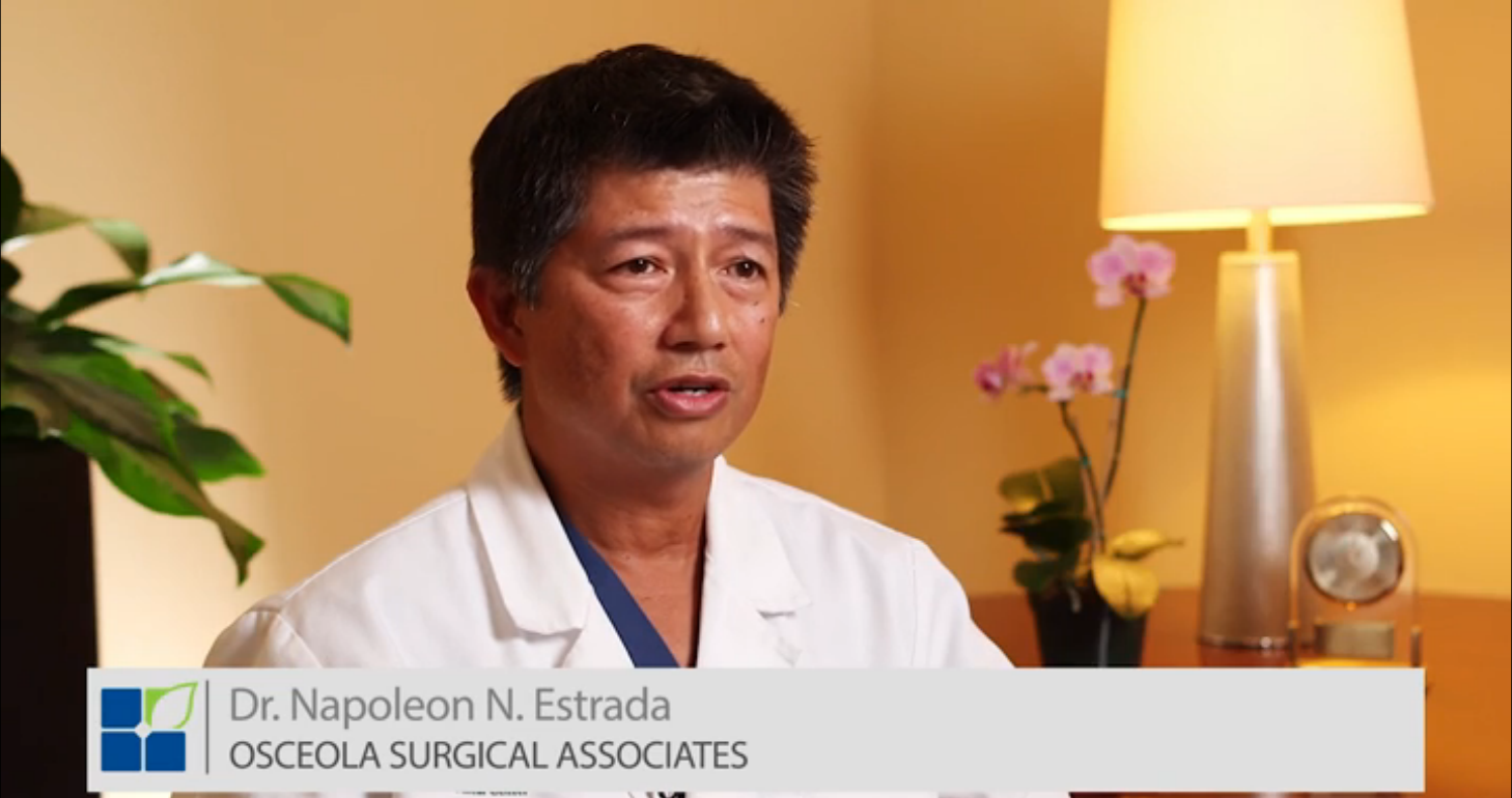 Dr. Estrada talks about his practice