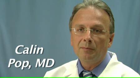 Dr. Pop talks about his practice