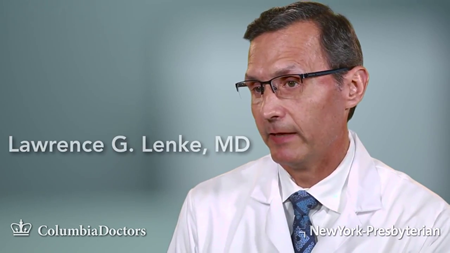 Dr. Lenke talks about his practice