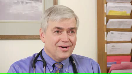 Dr. Koch talks about his practice