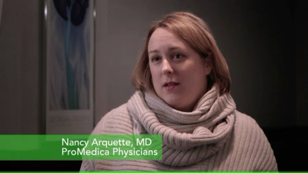 Dr. Arquette talks about her practice