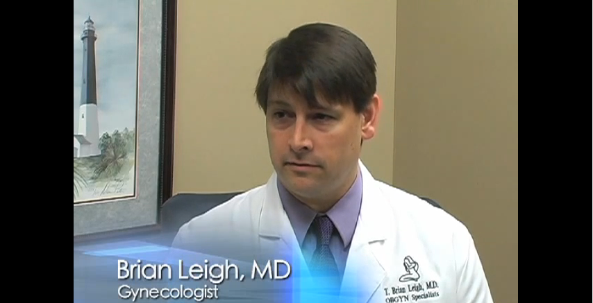 Dr. Leigh talks about his practice