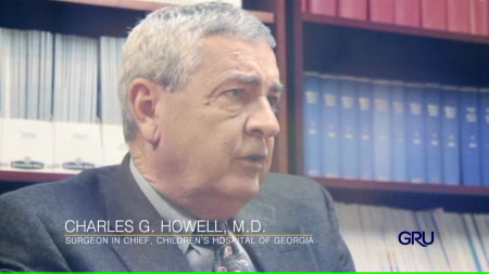 Dr. Howell talks about his practice