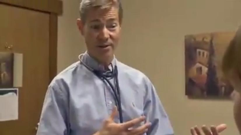 Dr. Doft talks about his practice