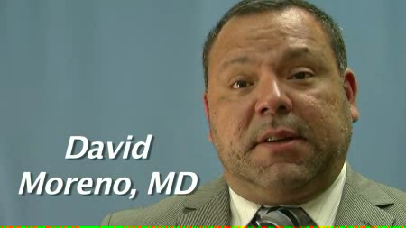Dr. Moreno talks about his practice