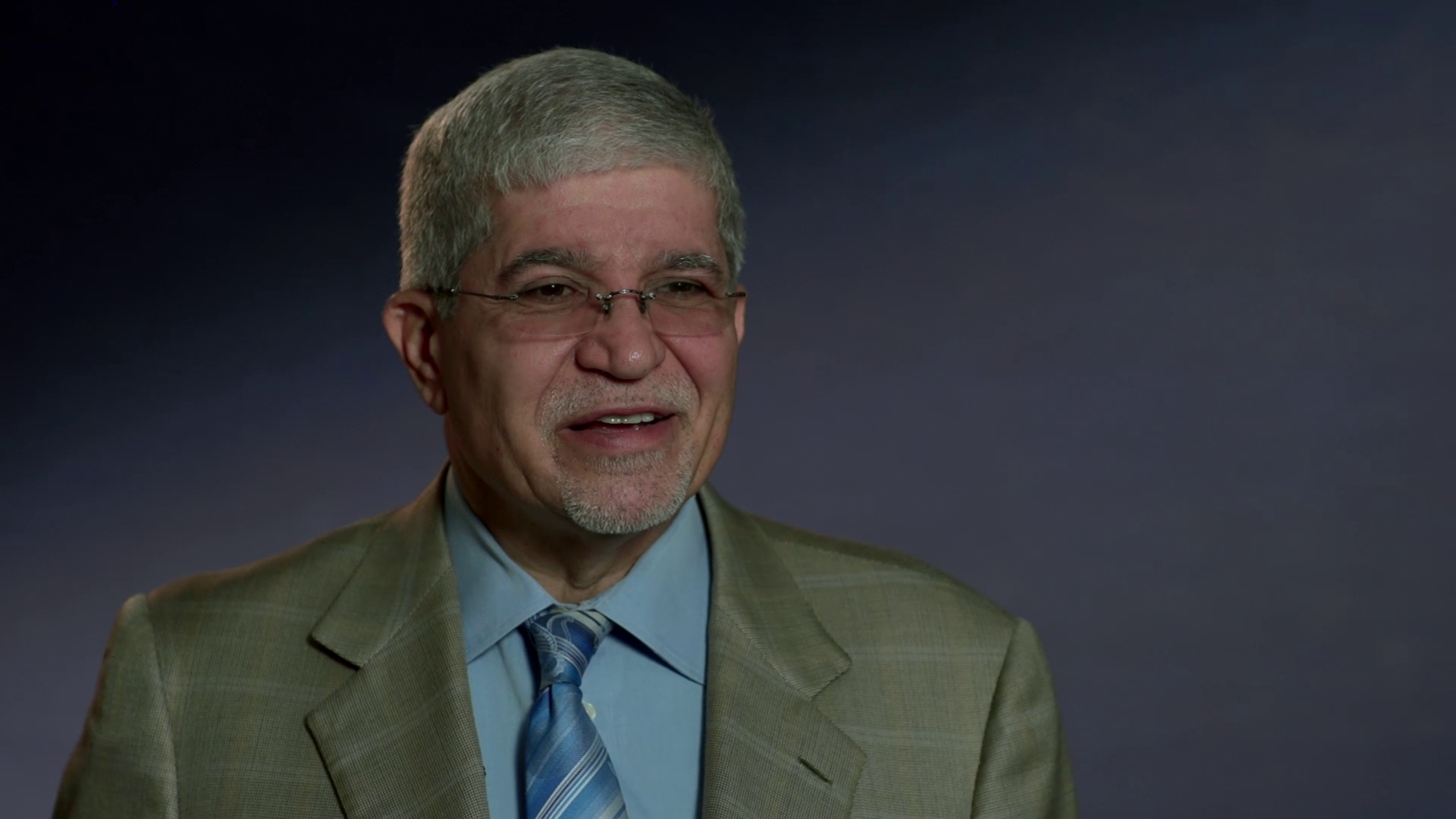Dr. Chedid talks about his practice