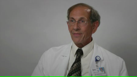Dr. Gross talks about his practice