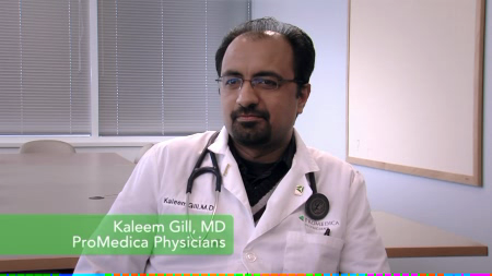 Dr. Gill talks about his practice