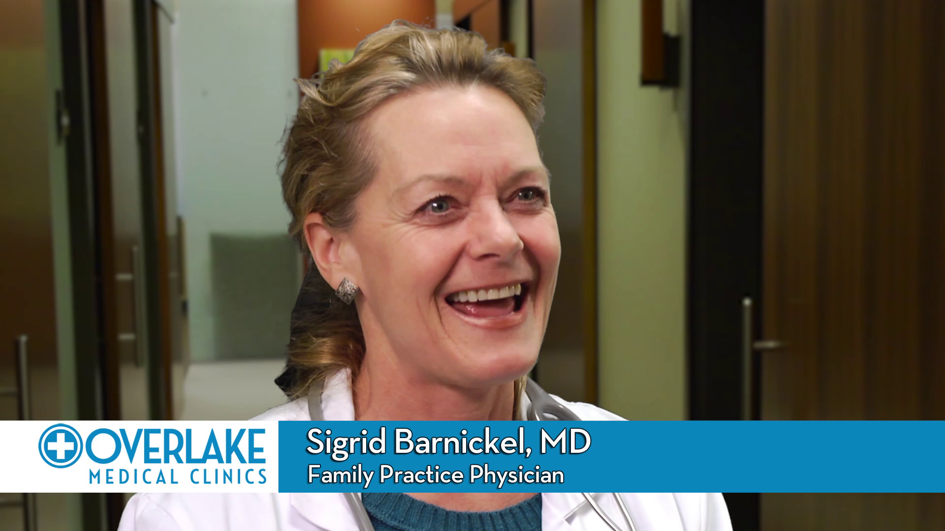 Dr. Barnickel talks about her practice