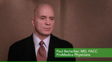 Dr. Berlacher talks about his practice