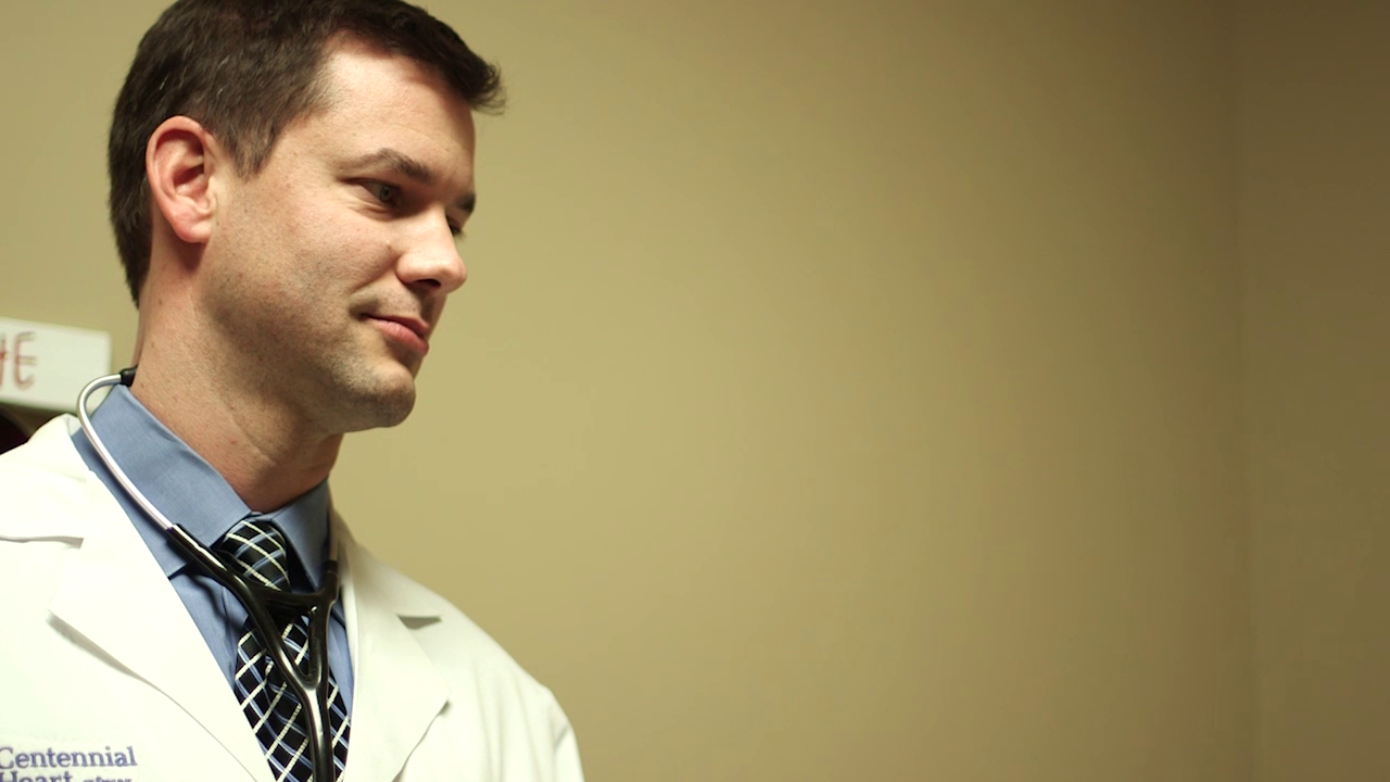 Dr. Long talks about his practice