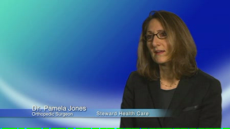Dr. Jones talks about her practice