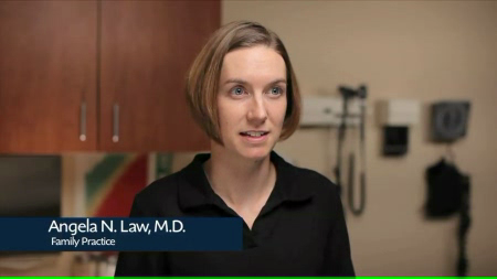 Dr. Law talks about her practice