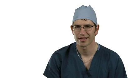 Dr. Kuzel talks about his practice