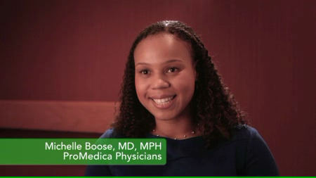 Dr. Boose talks about her practice