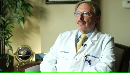 Dr. Rosemblat talks about his practice