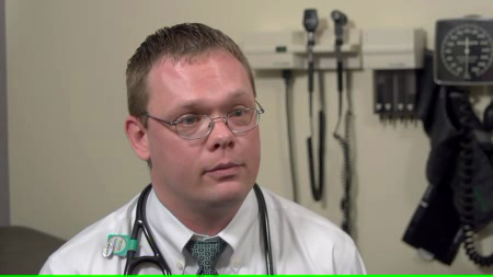 Dr. Schmidt talks about his practice