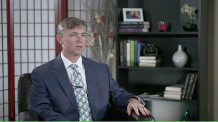 Dr. Stockton talks about his practice