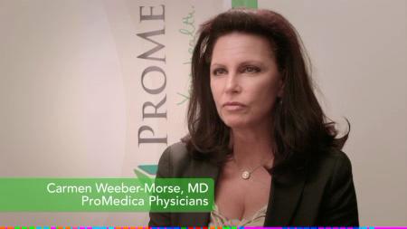Dr. Weeber-Morse talks about her practice